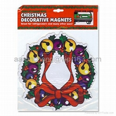 Christmas  magnet stickers & Christmas gift