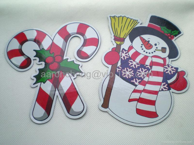 Christmas Craft Stickers Christmas Magnet Stickers