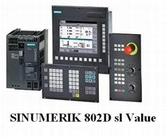 西門子數控系統802Dsl value