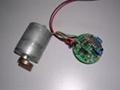 無刷直流電機驅動器