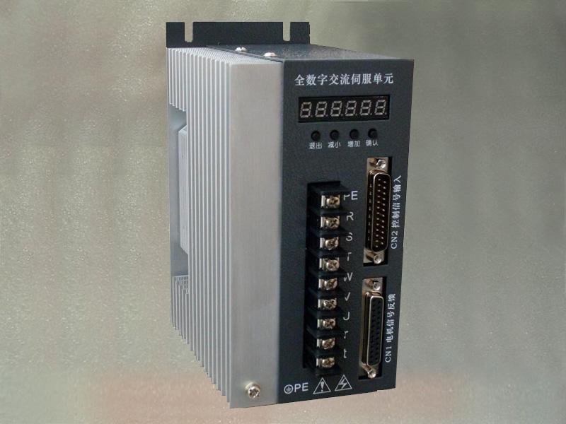 交流伺服電機驅動器 1