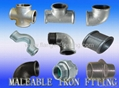 MALEABLE IRON FTTING