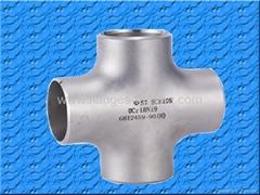 ANSI B 16.9焊接四通