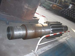 軸類鍛件產品