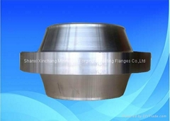 Anchor flange
