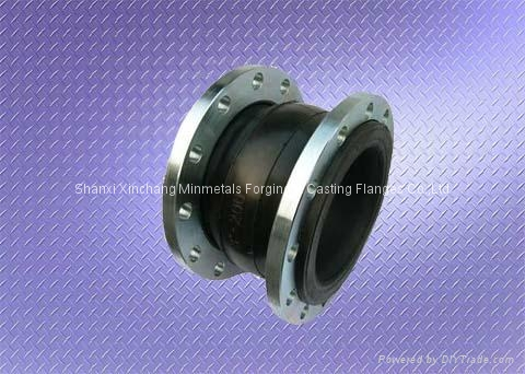 SINGLE SPHERE RUBBER EXPANSION JOINT 1