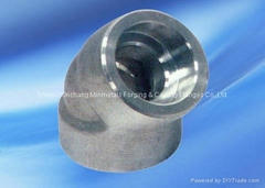 S45°SOCKET FORGING ELBOW