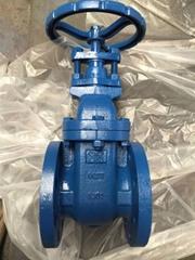 德標閘閥DIN 3352 F4 F5 GG25