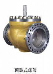 APIflange ball valve