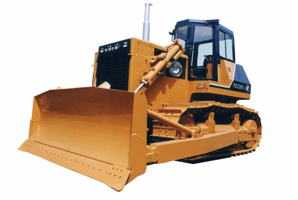220hp bulldozer (=komatsu D85-21/ CAT D7) - PD220Y-1 - PENGPU