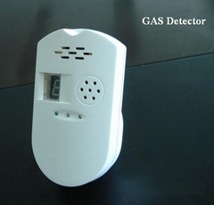 Gas Detector with LED Show