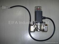 Gas solenoid valve
