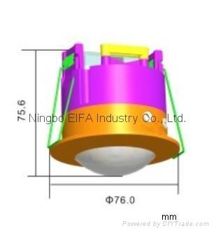 MINI Embedded PIR Motion Sensor 2