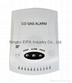 2 in 1 CO and Gas Alarm