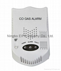 Combo 2 in 1 CO & GAS Alarm