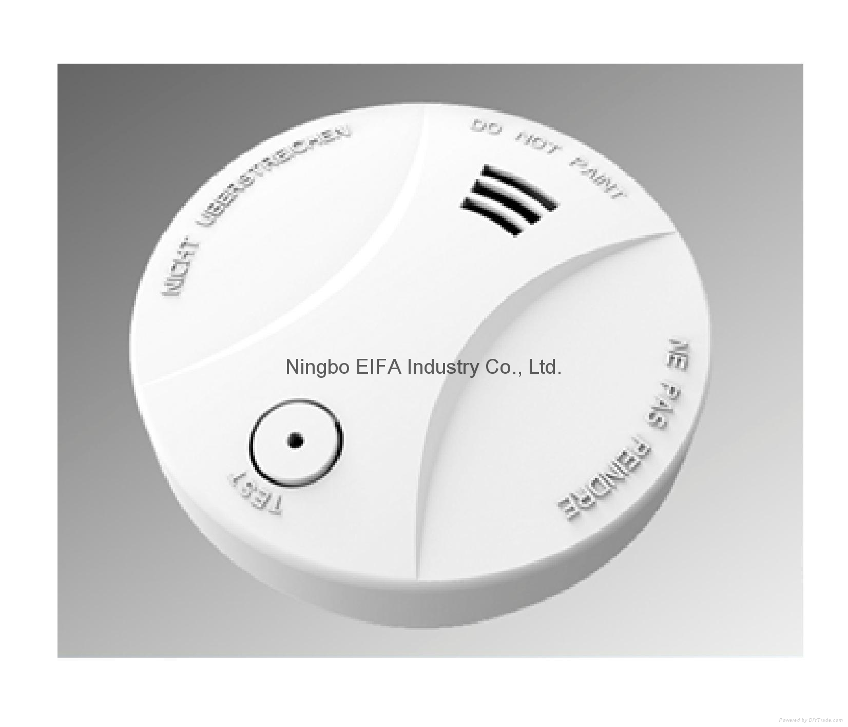 DC 9V battery Smoke alarm with Best quality