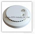 Smoke alarm photoelectric with EN14604