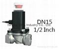 3 years quality guarantee Gas Solenoid Va  e 7