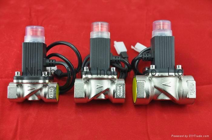 Top quality Natural Gas Solenoid Va  e 6