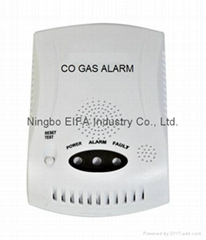 Combo CO and Gas alarm