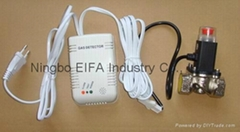 Home LPG & Natural Gas Detector System