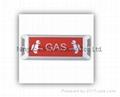 Fire Emergency Alarm Gas Discharge Alert Sunder 1