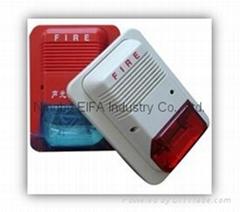 Fire alarm sounder buzze