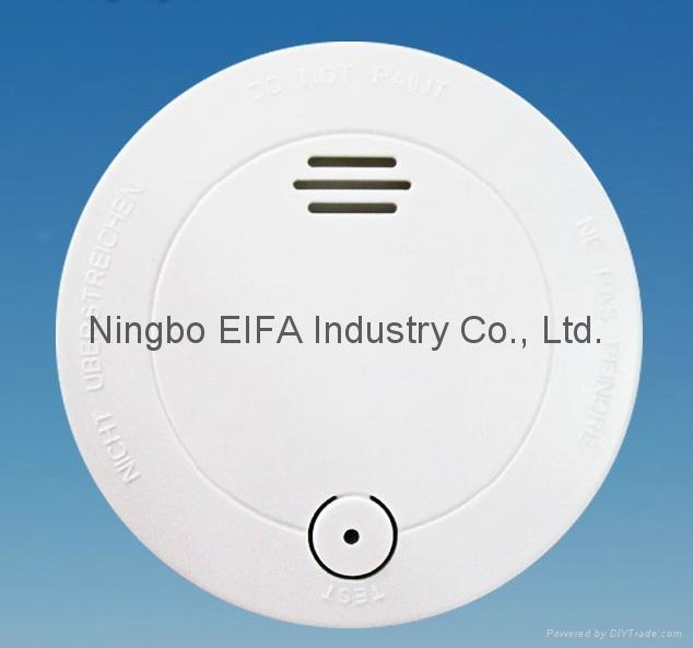 EN14604 TOP quality Smoke detector alarm 2