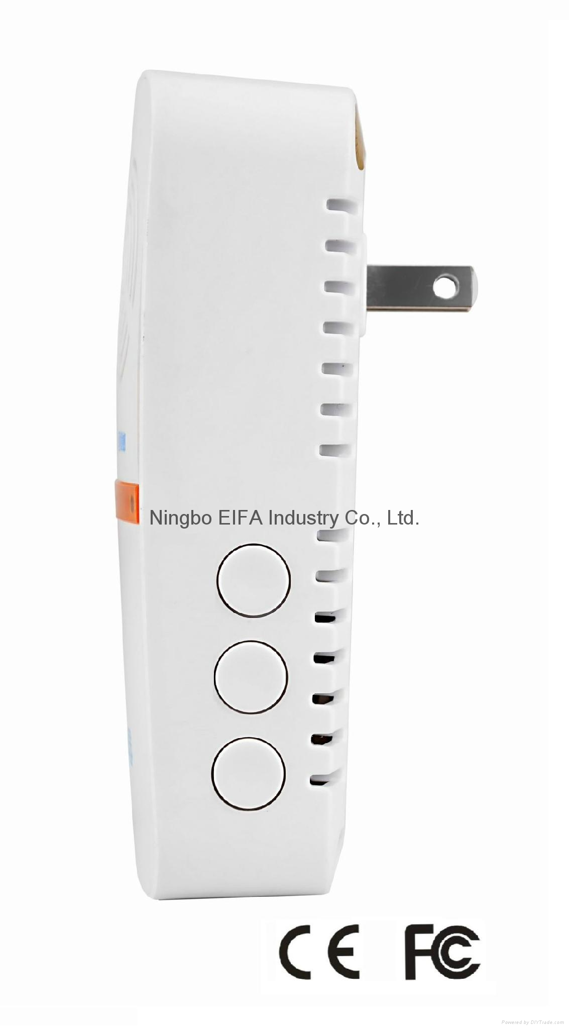 Chinese TOP quality Ultrasonic pest repeller  3