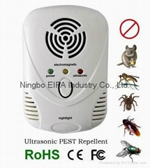 electromagnetic Mouse repellent with LED night lamp (Hot Product - 1*)