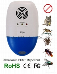 Top quality mice pest repellent with lamp (Hot Product - 1*)