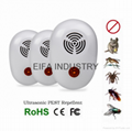 3 pack mini ultrasonic pest repellent