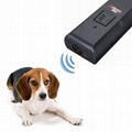 Ultrasonic dog repellent