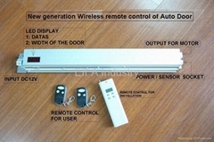 New generation Wireless Rremote Controller of Auto Door