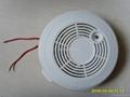 2 in 1 carbon monoxide & smoke alarm with 9V battery back up
