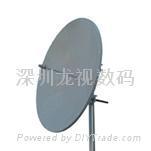 数字模拟微波通信系统远距离无线监控