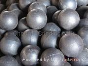 Chrome Casting Balls