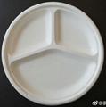 家团圆10寸三格)纸浆圆盘