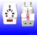 GS  Plug  Adaptor (with light) (OT-212)
