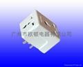 AU  Plug  Adaptor  (OT-206)