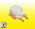 EU  Plug  Adaptor  (WD-9C)