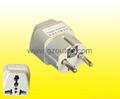 GS/EU  Plug  Adaptor (WD-9)