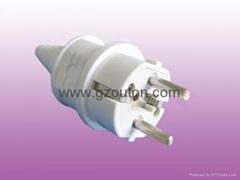 EU/GS  Plug  (E-012) (Hot Product - 1*)