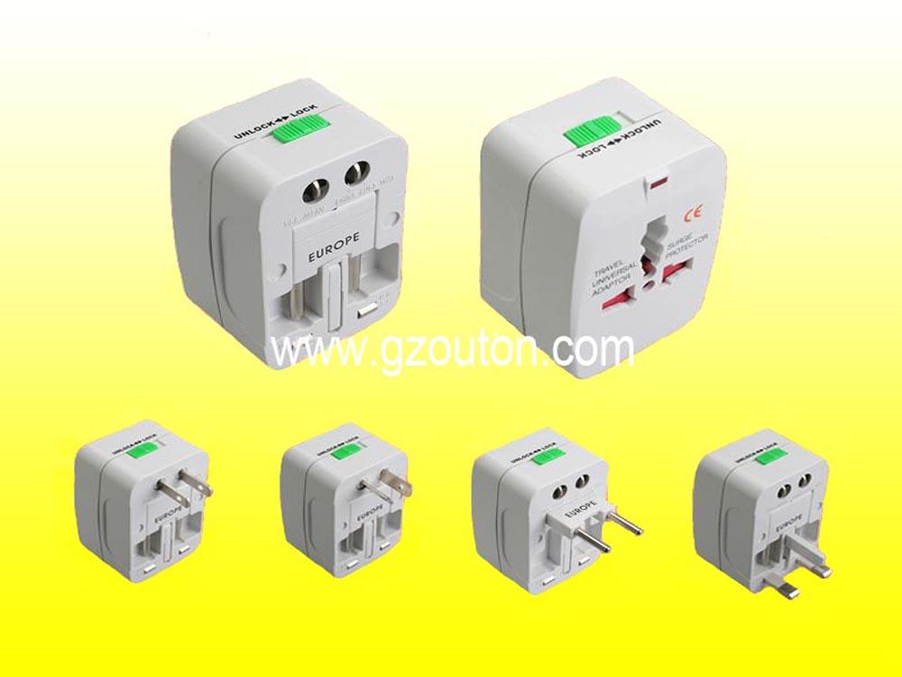 travel adaptor 931l outon china manufacturer socket electronics electricity products. Black Bedroom Furniture Sets. Home Design Ideas