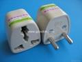 EU  Plug  Adaptor (Φ4.8mm)   (OT-163#)