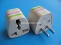 2 Flat Pin Plug Adaptor (OT-162)