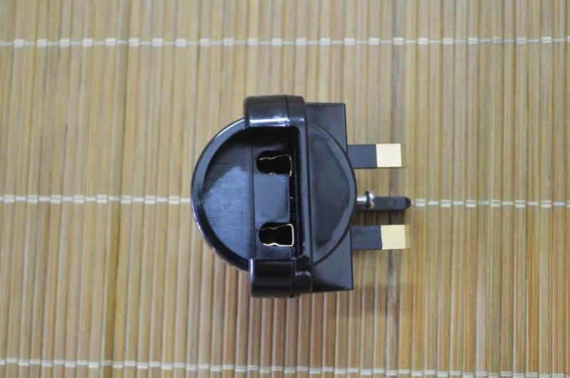 Schuko To UK Converter Plug  2