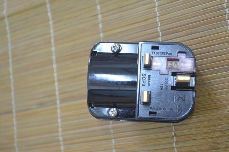 Germany/France  To UK Converter Plug  1