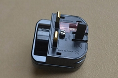 Schuko To UK Converter Plug  (Hot Product - 1*)