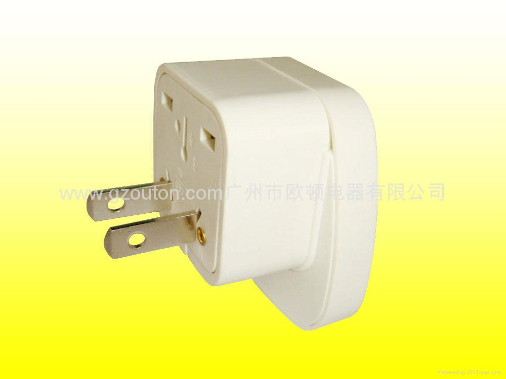 Japan Adaptor Plug Wd 6s Outon China Manufacturer